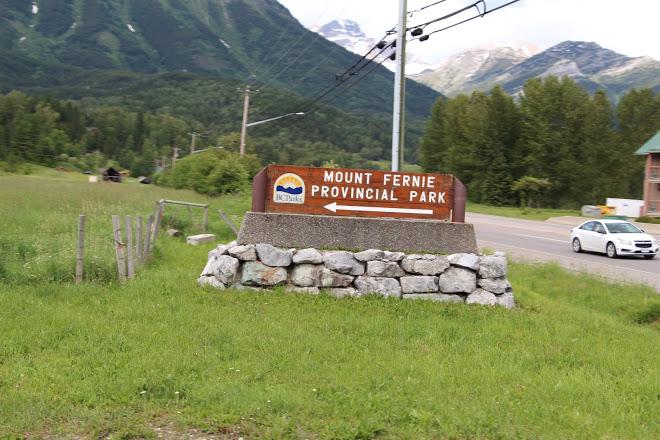 Mount Fernie Provincial Park Project – Spring 2019 Update