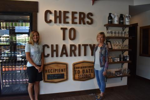 Cheers to Charity! – September 2019